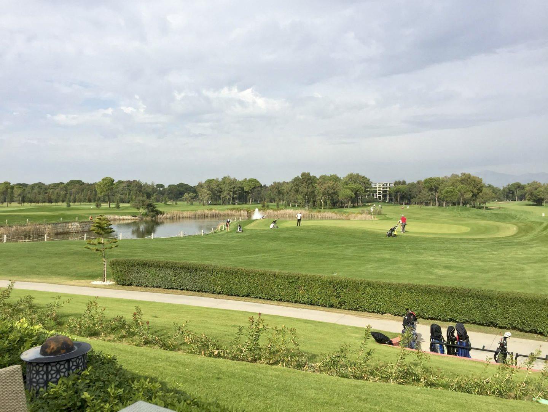 Golf-ferie