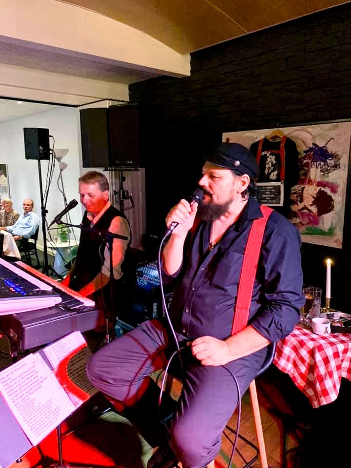 John Mogensen LIVE D. 19-09