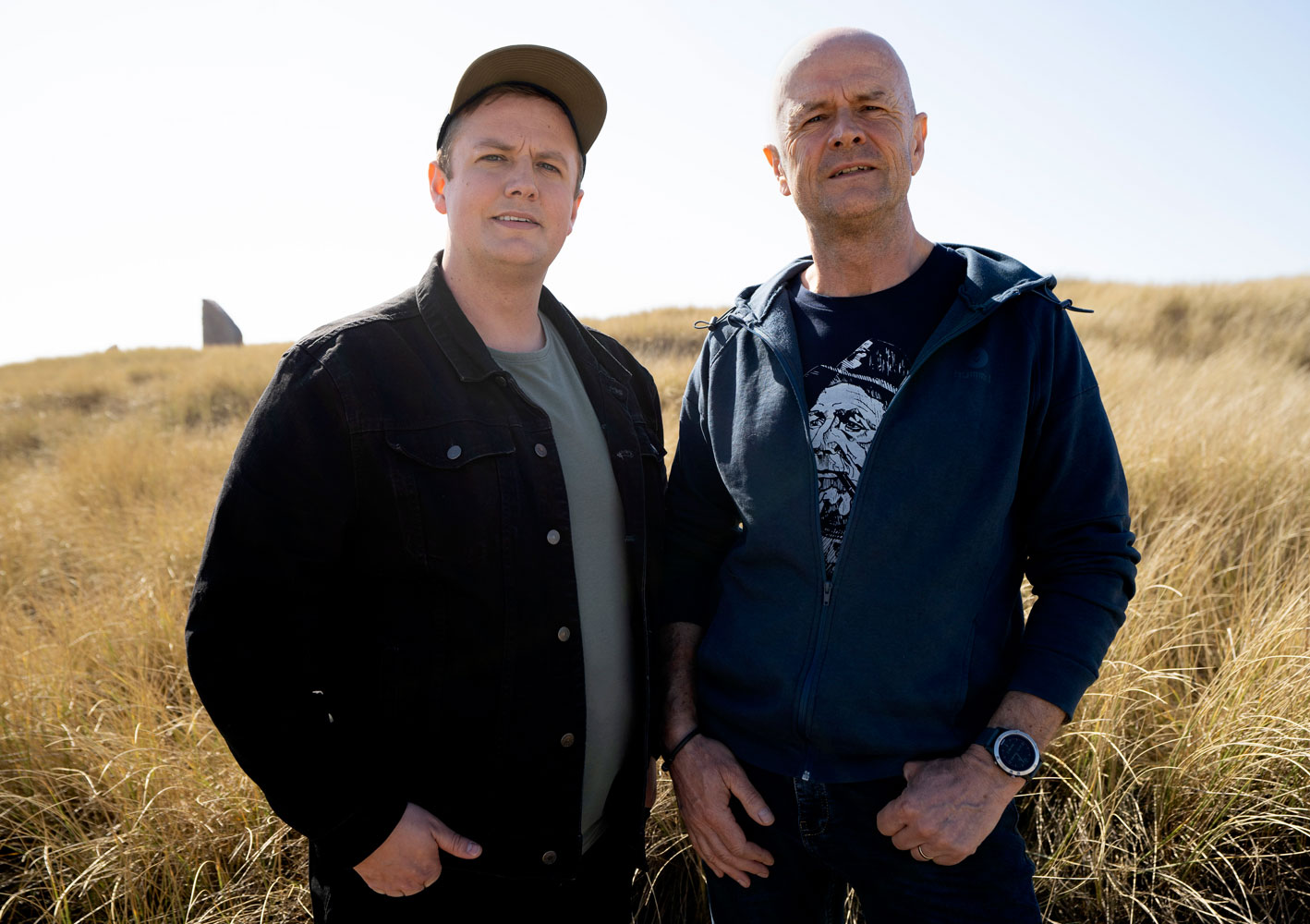 Bent Bro (Tørfisk) & Anders Toft Bro (Grandfætters)