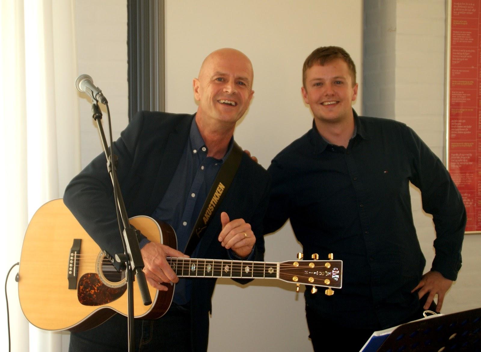 Koncert Med Bent Og Anders Bro 17/11