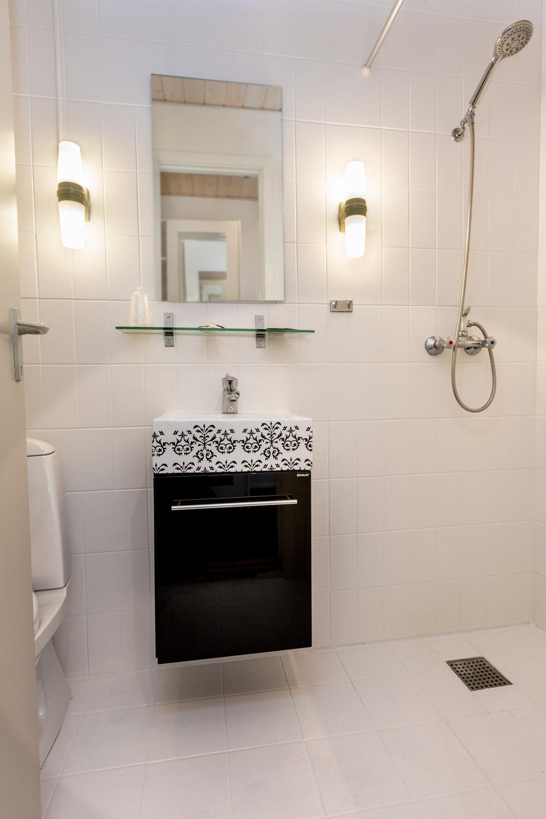 Dobbelt-værelse-bad