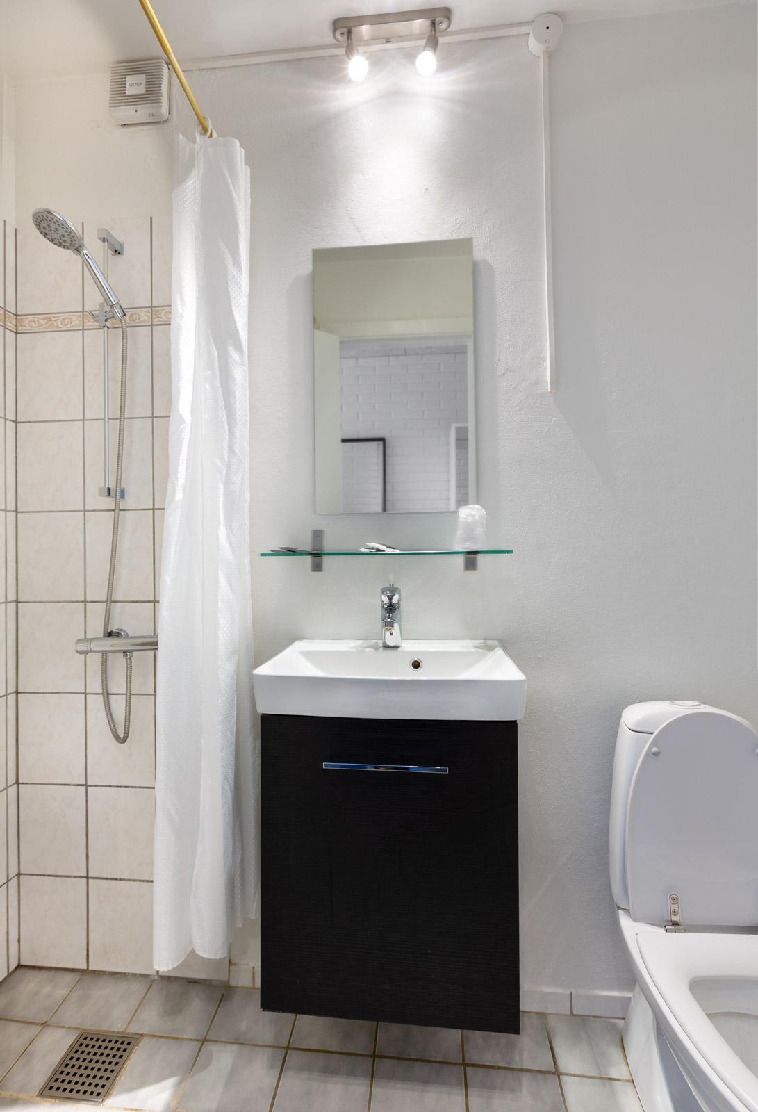Tvin-værelse-bad