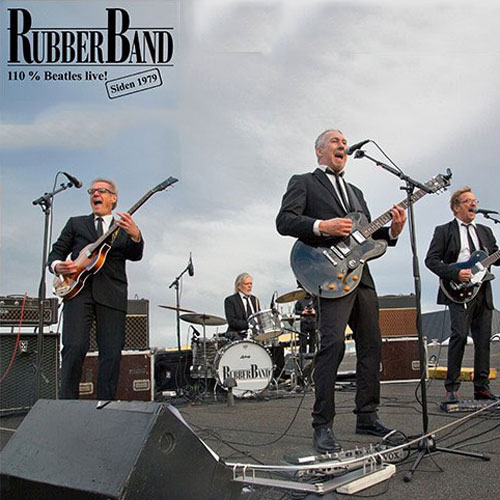 Rubber Band – Beatles Tribute